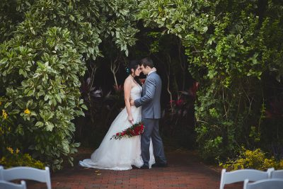 Jennifer and Cody's Sunken Gardens Wedding