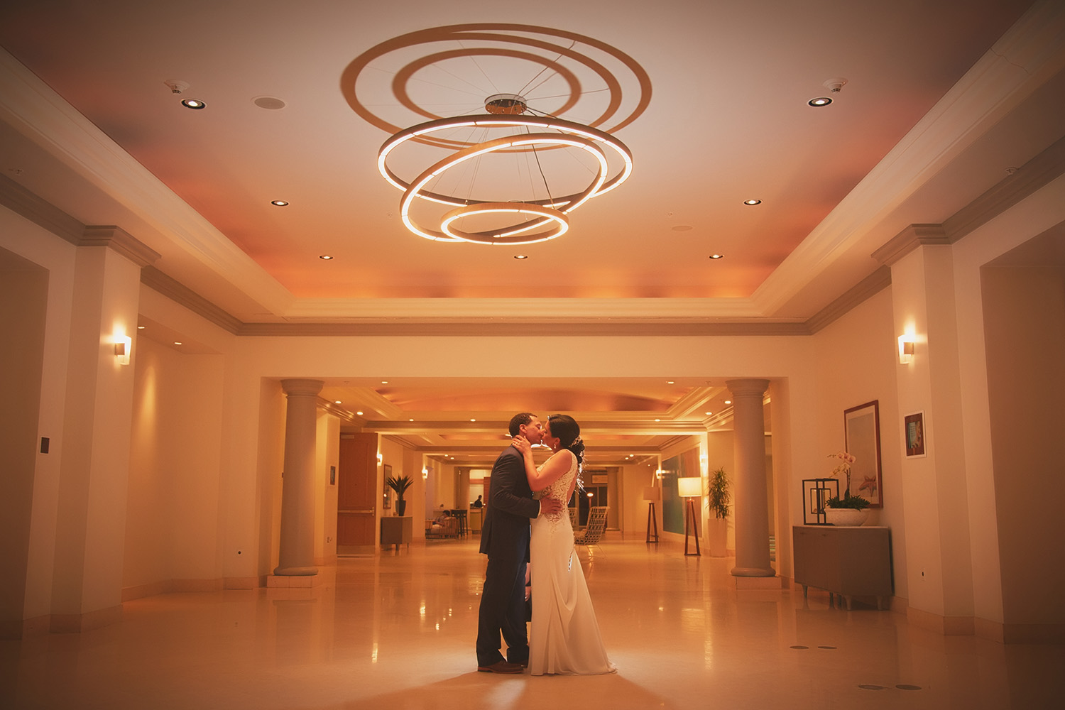 Hyatt Regency Clearwater Beach Wedding