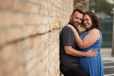 Ybor City Engagement Session with Alex and Mead