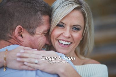 Ginger and Sean's Philippe Park Engagement Session