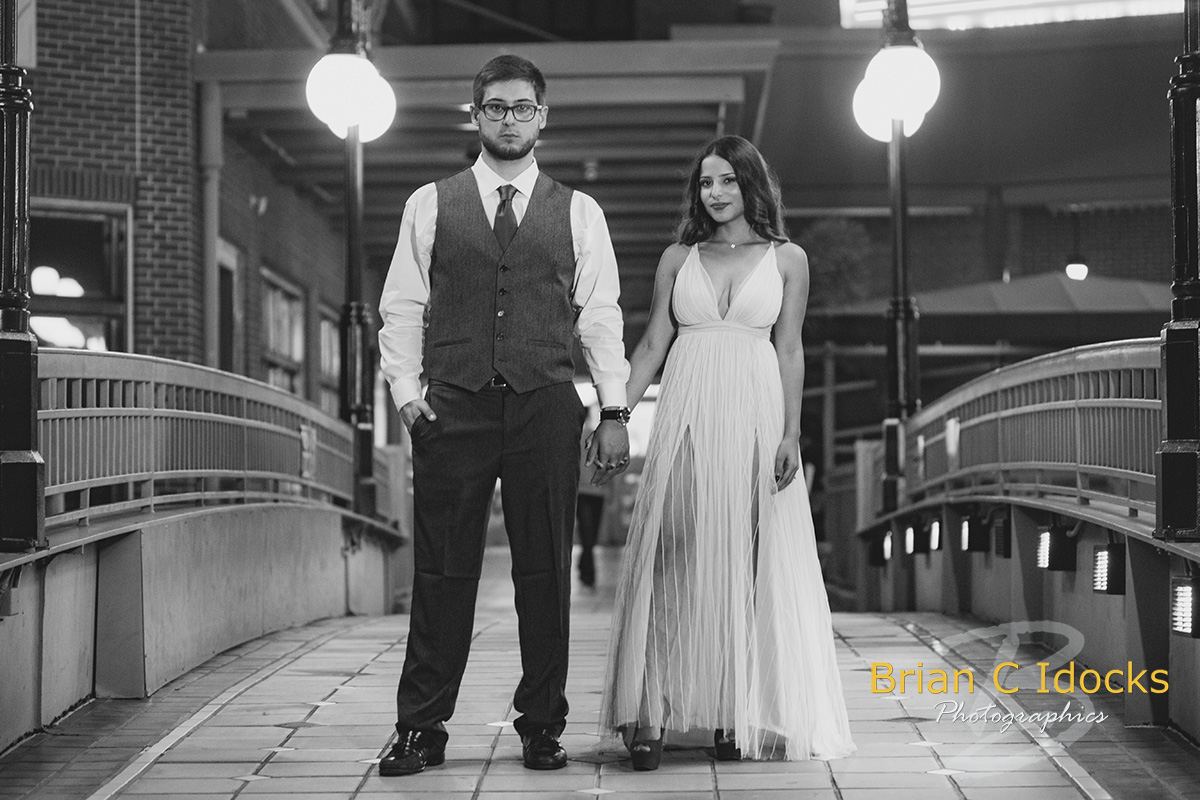 doing it in the dark elopement photography