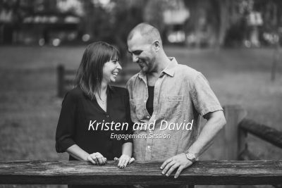 Kristen and David's Philippe Park Engagement Session