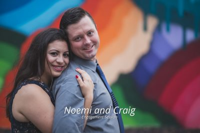Noemi and Craig's DTSP Engagement Session