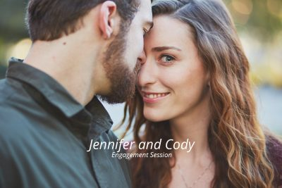 Jennifer and Cody's University of Tampa Engagement Session