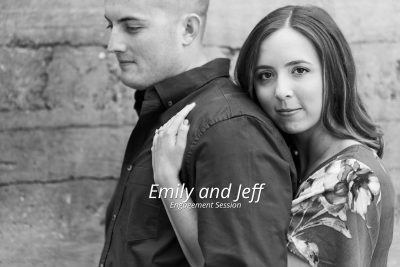 Emily and Jeff's Fort DeSoto Engagement Session