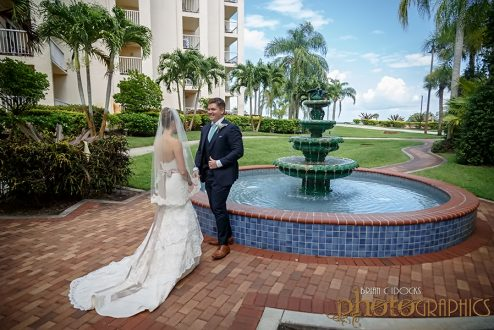 candace ryan s safety harbor resort and spa wedding. Black Bedroom Furniture Sets. Home Design Ideas