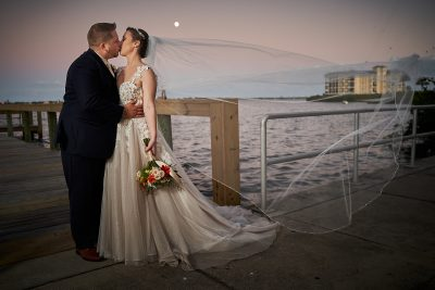 Front Street Civic Center Wedding – Ashley & Mathew