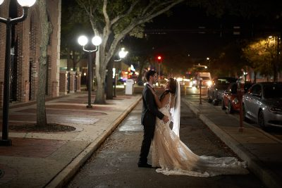 Station House St Pete Wedding – Kayla and Joshua